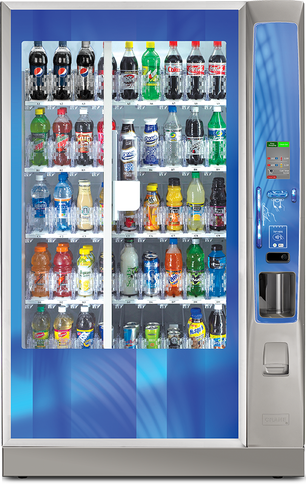 Vending machines in South Bend, Mishawaka & Elkhart