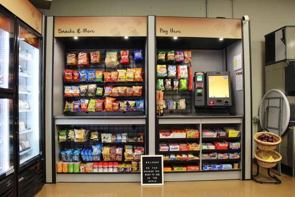 South Bend, Mishawaka & Elkhart self-serve kiosks