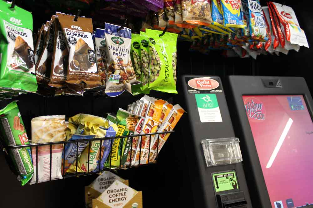 Self-serve kiosks in South Bend, Mishawaka & Elkhart